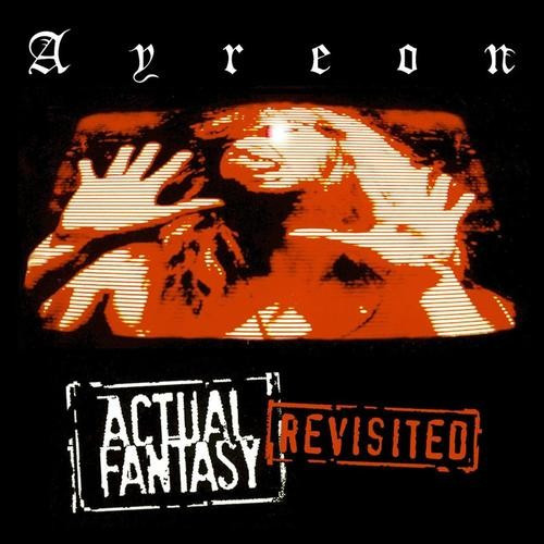 Ayreon Actual Fantasy Revisited LP (2vinyl)