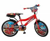 """Bicicleta copii UMIT Racer ,culoare Rosu, roata 14"""" ,otelPB Cod:14480000002"""