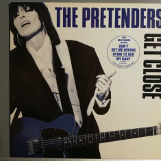 Pretenders – Get Close (1986/Warner/RFG) - Vinil/Impecabil
