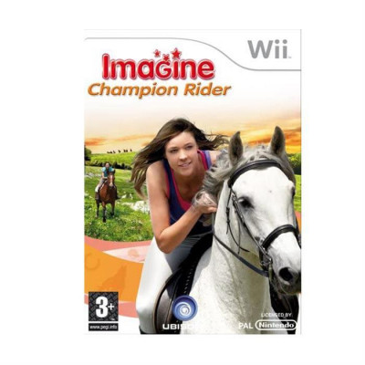 Imagine Champion Rider Wii foto