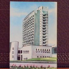 R.P.R. - TIMISOARA - HOTEL CONTINENTAL - POSTA COPIILOR, MINIATURA- NECIRCULATA