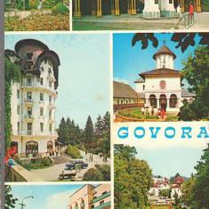 CPIB 15367 - CARTE POSTALA - GOVORA, MOZAIC