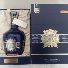 Sticla colecție Wisky Royal Salute - Chivas Brothers