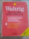 Wahrig , Deutsches Worterbuch - Bertelsmann Lexicon Verlag