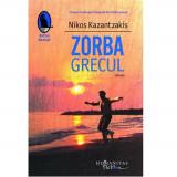 Zorba Grecul | Nikos Kazantzakis, Humanitas Fiction