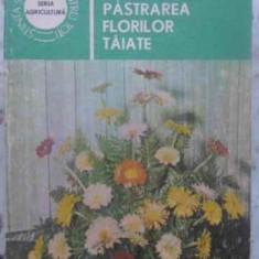 PASTRAREA FLORILOR TAIATE - ALEXANDRINA AMARIUTEI