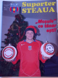 "Revista fotbal - ""Suporter STEAUA"" (Nr.3/2004)-poster Steaua"