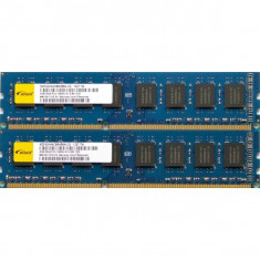 Memorie desktop 1 modul 4GB DDR3 Elixir PC3-10600U