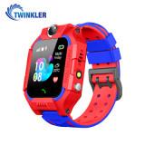 Cumpara ieftin Ceas Smartwatch Pentru Copii Twinkler TKY-GK01 cu Functie Telefon, Localizare GPS, Camera, Lanterna, Joc Matematic, Apel de monitorizare, Rosu