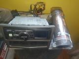 Subwoofer JBL, Alpine, stație, condensator