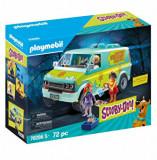 Playmobil Scooby-Doo! - Masina misterelor