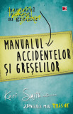 Manualul accidentelor si greselilor, Keri Smith