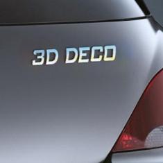 Ornament auto, Logo 3D caracter @