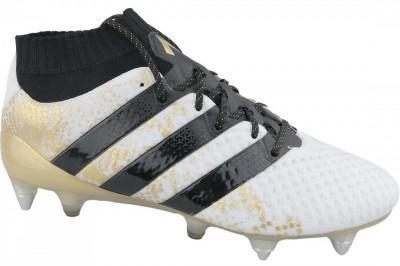 Cizme de fotbal adidas ACE 16.1 Primeknit SG AQ3459 pentru Barbati foto