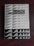 MECANICA MEDIILOR DEFORMABILE, FUNDAMENTELE ELASTICITATII STRUCTURALE - M. MISICU