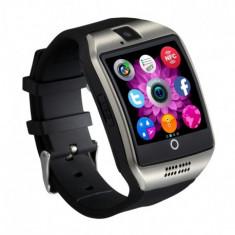 "Smartwatch MediaTek M18 Curved cu Camera si Telefon Display 1.54"" Bluetooth"