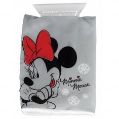 Racleta cu manusa Minnie Disney Eurasia, Plastic, Multicolor