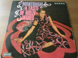 mantovani a taste of hollywood disc vinyl lp muzica pop jazz decca germany 1967
