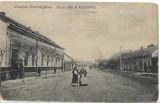 Carte postala austro-ungara Valea lui Mihai Bihor, Circulata, Printata