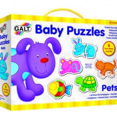 Baby Puzzle: Animale de companie (2 piese), Galt