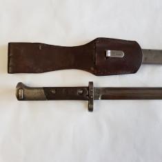 CUTIT,BAIONETA MILITARA DE LUPTA ROMANEASCA - al 2 lea razboi mondial -WW2
