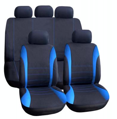 Huse Scaune Auto Universale - Blue Best CarHome foto