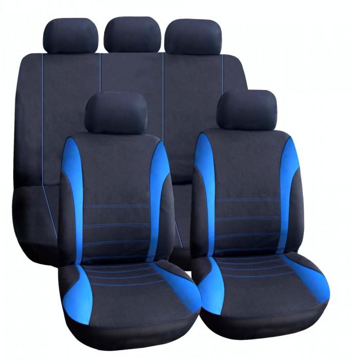 Huse Scaune Auto Universale - Blue Best CarHome