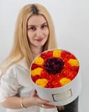 Cumpara ieftin Set cadou - Trandafiri sapun - Raza de Soare