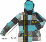 Geaca ski schi O'NEILL 8K calitativa, deosebita (dama S) cod-556476