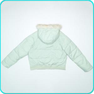 Geaca dama, de iarna, calduroasa, puf gâscă, usoara, GAP → femei | marimea XL