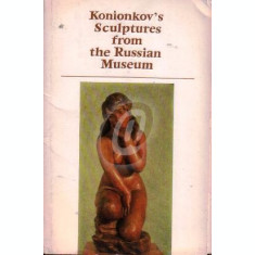 Konionkov's Sculptures from the Russian Museum