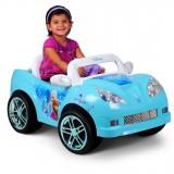 Mașinuță electrică pentru copii Disney Frozen 6-Volt
