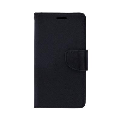 Husa SAMSUNG Galaxy S6 Edge - Fancy Book (Negru) foto