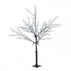 Blumfeldt Hanami WW 180 cu336 LED-uri lumini in copac alb rece foto