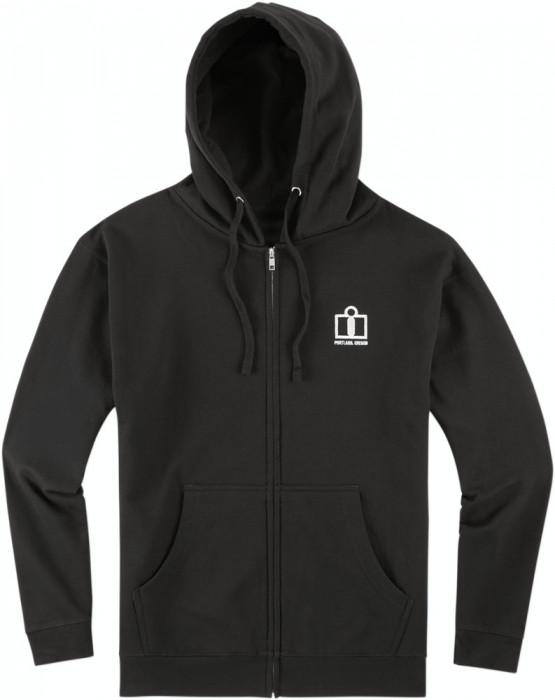 Hanorac Icon Arc culoare Negru marime 2XL Cod Produs: MX_NEW 30504796PE