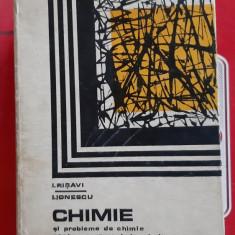 CHIMIE SI PROBLEME DE CHIMIE PENTRU CONCURSUL DE ADMITERE  IOSIF RISAVI