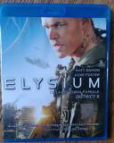 Elysium (Blu-Ray * subtitrare romana)