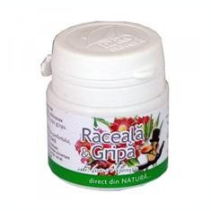 Raceala & Gripa Medica 25cps Cod: medi00419