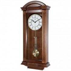Ceas cu pendul din lemn masiv Merion 6702-1 Nuc