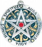 Pandantiv Pentagrama lui Sir Gawain