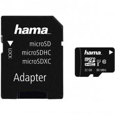 Card Hama microSDHC 32GB foto