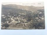 Sinaia-Centrul Pieti-1925-circulata, Printata
