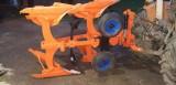 Plug Moro reversibil hidraulic cu 2 brazde