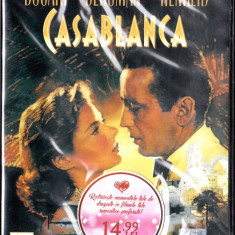 Casablanca, DVD, Romana, warner bros. pictures