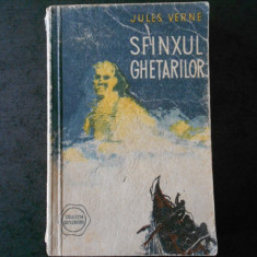 JULES VERNE - SFINXUL GHETARILOR (1958, Colectia CUTEZATORII)