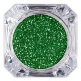 Sclipici Glitter Unghii Pulbere LUXORISE, Verde #36
