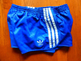 Vintage luciosi Adidas Made in West Germany; Marime L, vezi dim.; impecabili