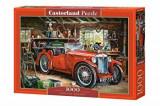 Puzzle Vintage Garage, 1000 piese, castorland