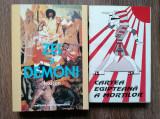 Zei si demoni lexicon + Cartea egipteana a mortilor