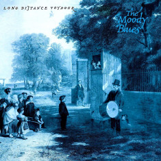 Moody Blues The Long Distance Voyager 180g LP (vinyl)